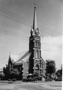 2nd Church (built in 1902)