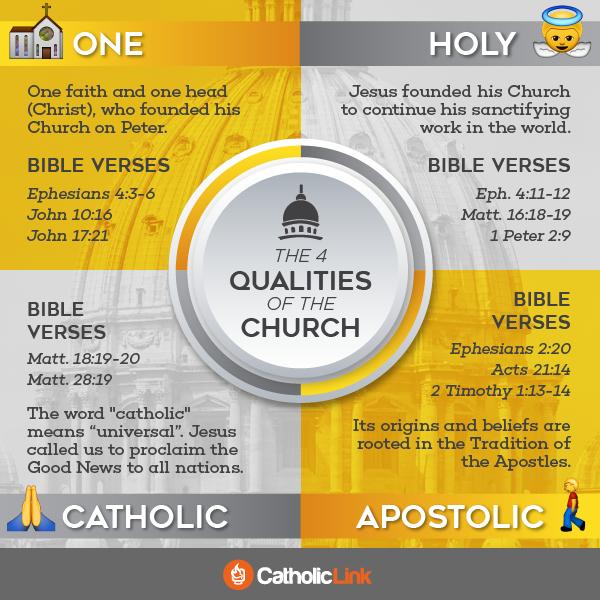 InfographicOneHolyCatholic